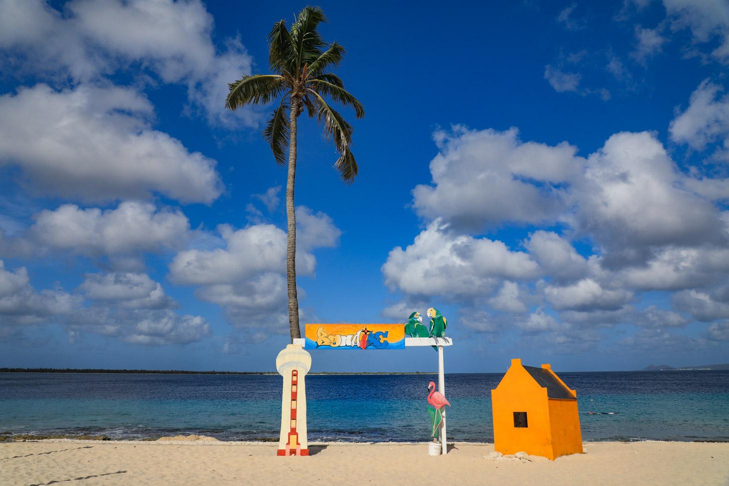 Bonaire behoort tot het Koninkrijk der Nederlanden