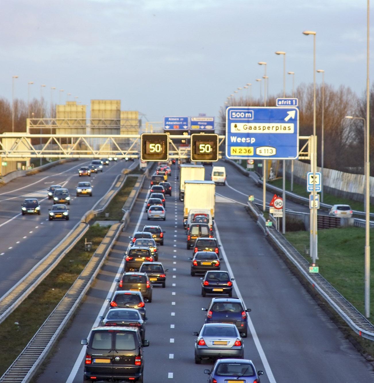 Autorijden in Nederland